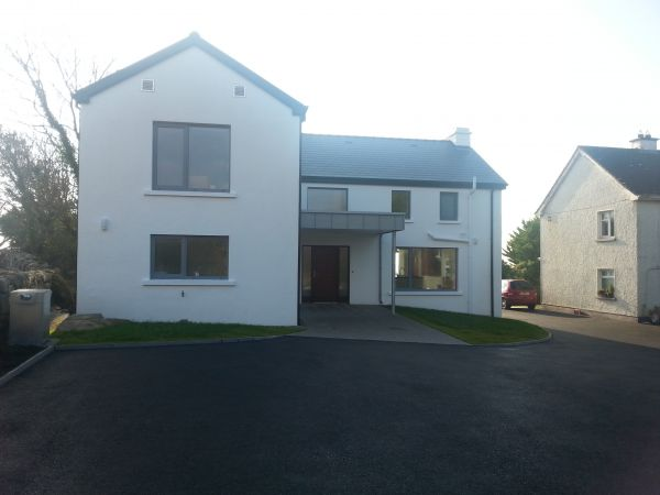 Spiddal House Renovations Fvg Construction Galway